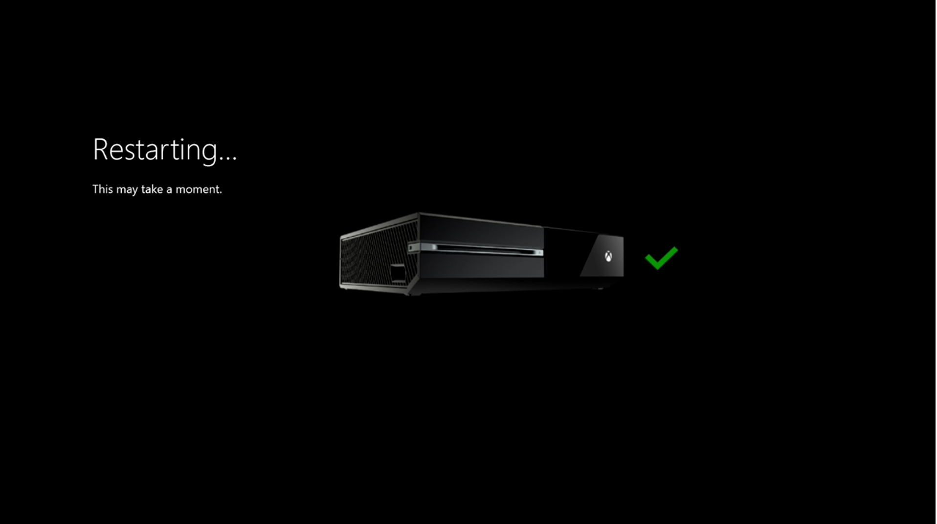 11 - Console Restarts